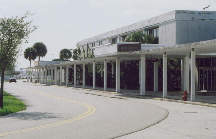 Mazda Of Palm Beach >> Palm Beach International Airport 1966-1988