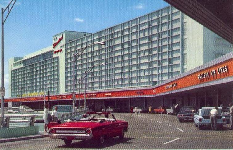 Mia International Airport Hotel