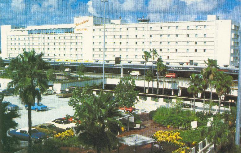 miami internationaler flughafen hotel deal