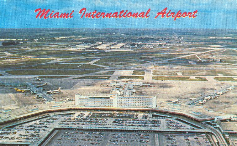 Miami International Airport 1959 1980